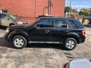 2011 Ford Escape for sale at US AUTOPLEX LLC in Wentzville MO