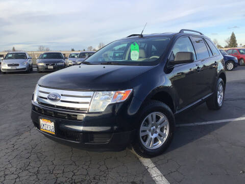 2010 Ford Edge for sale at My Three Sons Auto Sales in Sacramento CA