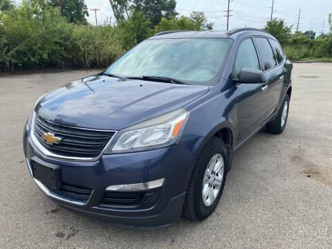 2013 Chevrolet Traverse for sale at Mr. Auto in Hamilton OH