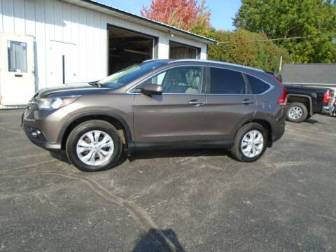 2014 Honda CR-V for sale at NORTHLAND AUTO SALES in Dale WI