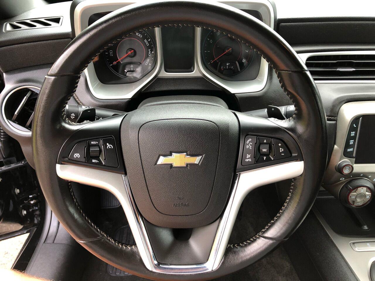2014 Chevrolet Camaro 2dr Car