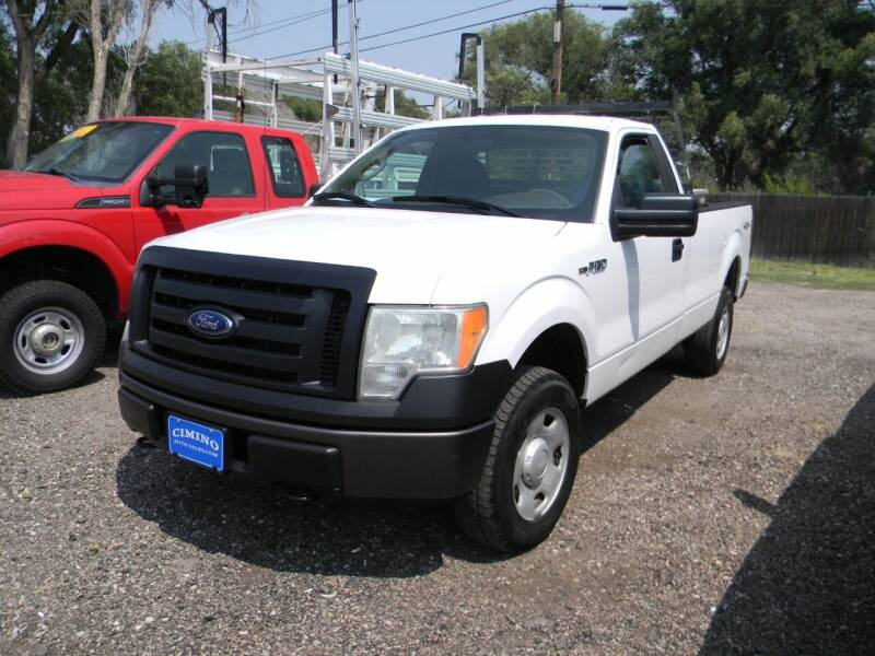 2009 Ford F-150 for sale at Cimino Auto Sales in Fountain CO