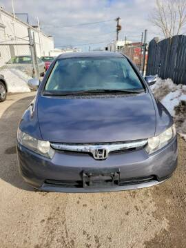 2008 Honda Civic for sale at Wisdom Auto Group in Calumet Park IL