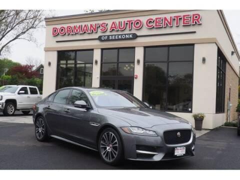 2016 Jaguar XF for sale at DORMANS AUTO CENTER OF SEEKONK in Seekonk MA