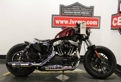 2017 Harley-Davidson SPORTSTER FORTY - EIGHT for sale at Certified Motor Company in Las Vegas NV