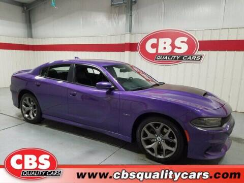 2018 Dodge Charger for sale at CBS Quality Cars in Durham NC