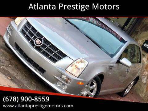 2008 Cadillac STS for sale at Atlanta Prestige Motors in Decatur GA