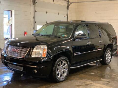2009 GMC Yukon XL for sale at JK Motor Cars in Pittsburgh PA