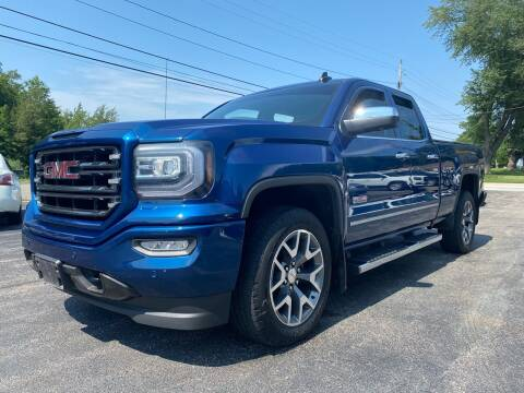 2016 GMC Sierra 1500 for sale at Erie Shores Car Connection in Ashtabula OH