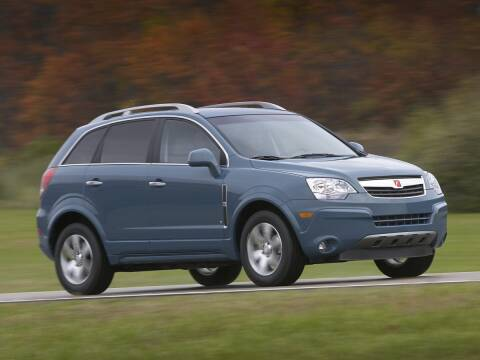 2009 Saturn Vue for sale at Sundance Chevrolet in Grand Ledge MI