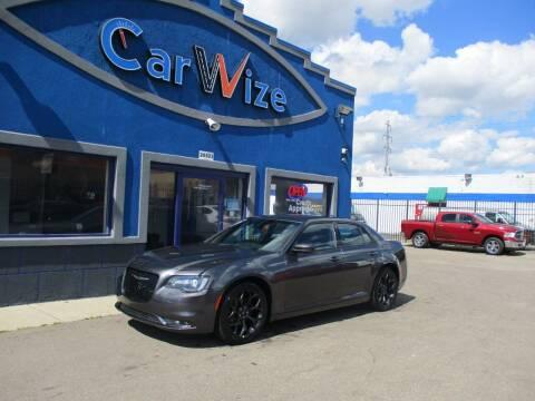 2019 Chrysler 300 for sale at Carwize in Detroit MI