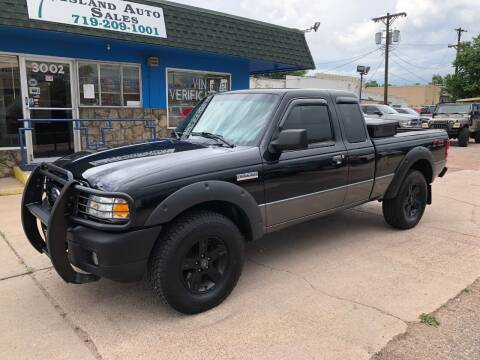 2006 Ford Ranger for sale at Island Auto Sales in Colorado Springs CO