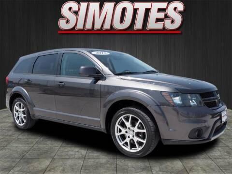 2015 Dodge Journey for sale at SIMOTES MOTORS in Minooka IL