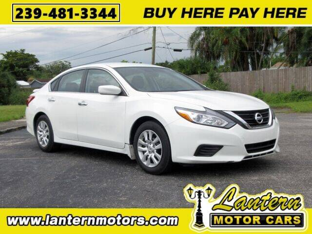2017 Nissan Altima for sale in Fort Myers, FL
