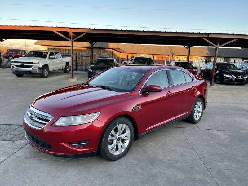 2011 Ford Taurus for sale at Kansas Auto Sales in Wichita KS