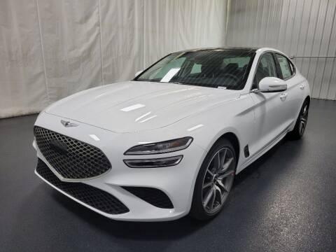 2022 Genesis G70 for sale at Elhart Automotive Campus in Holland MI