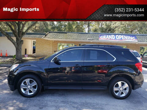 2013 Chevrolet Equinox for sale at Magic Imports in Melrose FL