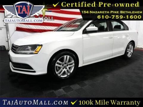 2018 Volkswagen Jetta for sale at Taj Auto Mall in Bethlehem PA