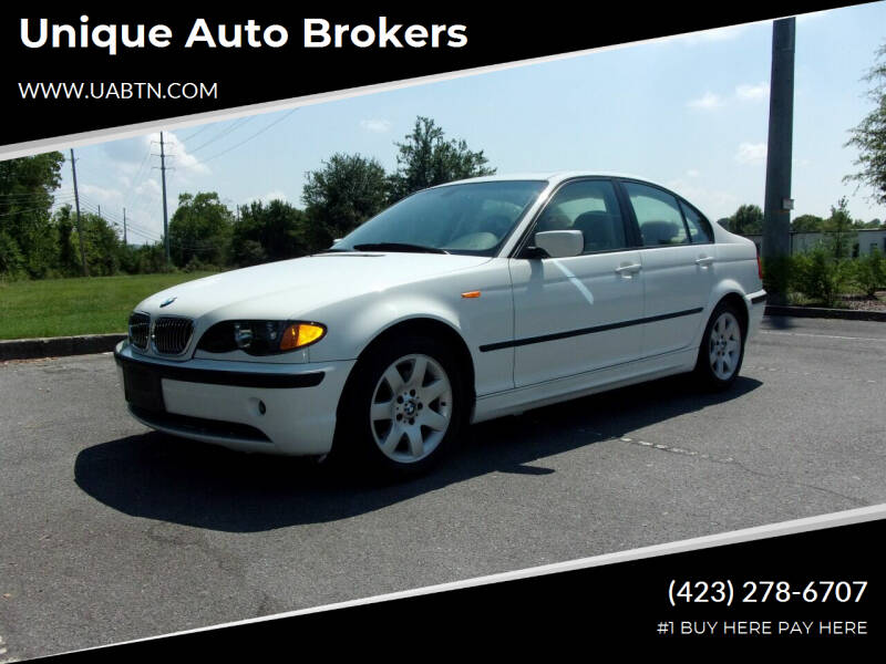 2005 BMW 3 Series for sale at Unique Auto Brokers in Kingsport TN