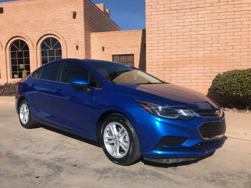 2018 Chevrolet Cruze for sale at Freedom  Automotive in Sierra Vista AZ