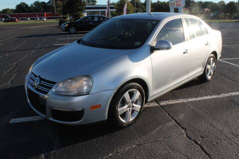 2009 Volkswagen Jetta for sale at Drive Now Auto Sales in Norfolk VA