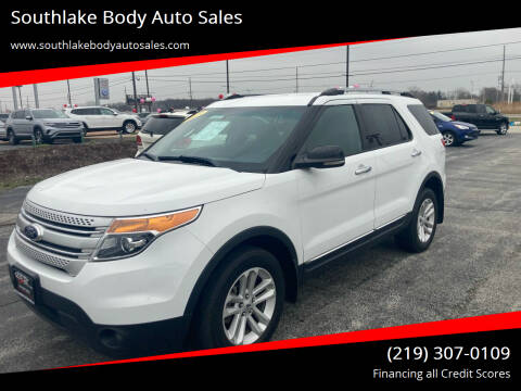2013 Ford Explorer for sale at Southlake Body Auto Sales in Merrillville IN