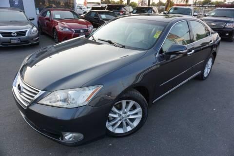 2011 Lexus ES 350 for sale at Industry Motors in Sacramento CA