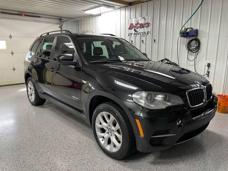 2012 BMW X5 for sale at D-Cars LLC in Zeeland MI
