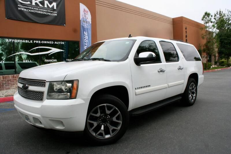 2008 Chevrolet Suburban for sale at CK Motors in Murrieta CA