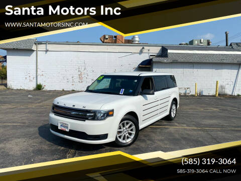 2015 Ford Flex for sale at Santa Motors Inc in Rochester NY