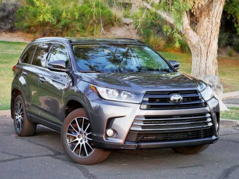 2017 Toyota Highlander for sale at AZGT LLC in Mesa AZ