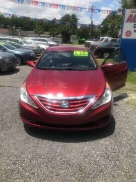 2013 Hyundai Sonata for sale at Auto Mart - Dorchester in North Charleston SC