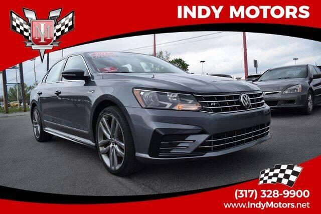 2017 Volkswagen Passat for sale at Indy Motors Inc in Indianapolis IN