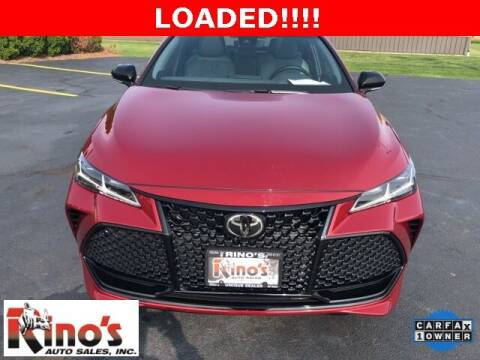 2019 Toyota Avalon for sale at Rino's Auto Sales in Celina OH