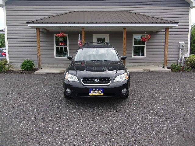 2007 Subaru Outback for sale at Lakes Region Auto Source LLC in New Durham NH