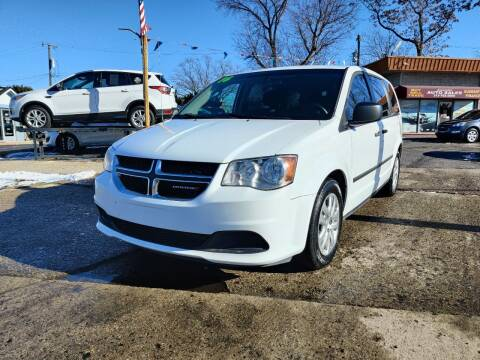 2016 Dodge Grand Caravan for sale at Lamarina Auto Sales in Dearborn Heights MI