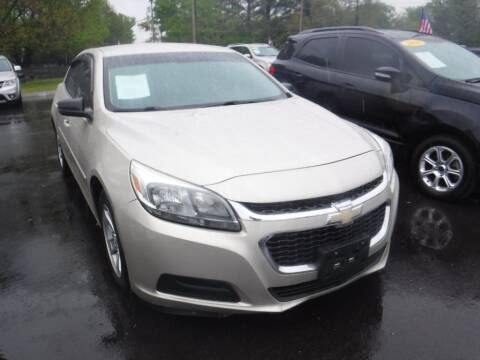 2015 Chevrolet Malibu for sale at Rob Co Automotive LLC in Springfield TN