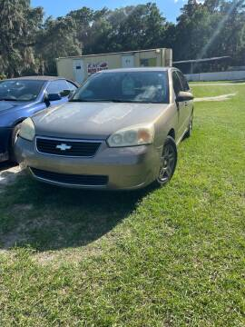 2008 Chevrolet Malibu Classic for sale at Carlyle Kelly in Jacksonville FL