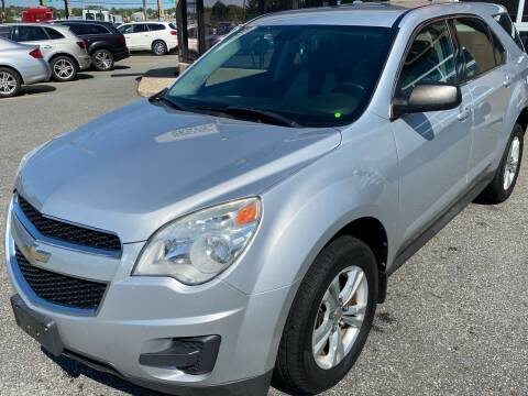 2011 Chevrolet Equinox for sale at MAGIC AUTO SALES - Magic Auto Prestige in South Hackensack NJ