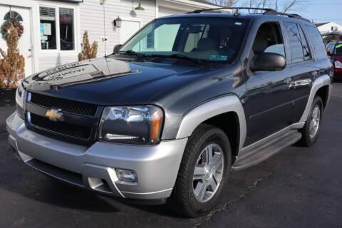 2007 Chevrolet TrailBlazer for sale at Randal Auto Sales in Eastampton NJ
