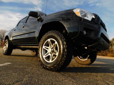2013 Toyota Tacoma for sale at Used Cars For Sale in Kernersville NC
