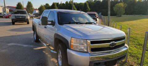 2011 Chevrolet Silverado 1500 for sale at Kelly & Kelly Supermarket of Cars in Fayetteville NC
