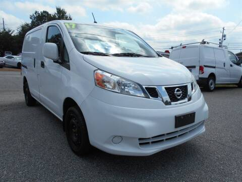 2017 Nissan NV200 for sale at AutoStar Norcross in Norcross GA