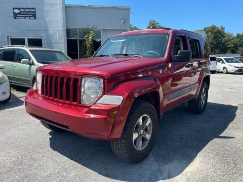 2008 Jeep Liberty for sale at Popular Imports Auto Sales in Gainesville FL