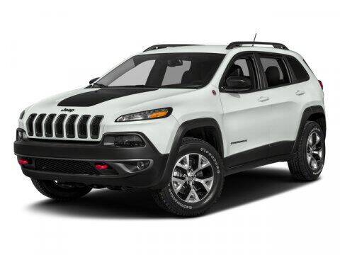 2018 Jeep Cherokee for sale at BEAMAN TOYOTA - Beaman Buick GMC in Nashville TN