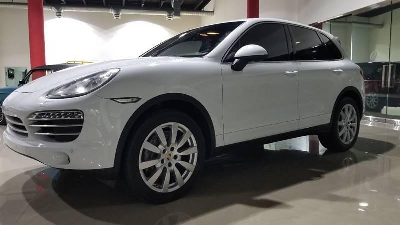 2014 Porsche Cayenne for sale at Prestige USA Auto Group in Miami FL