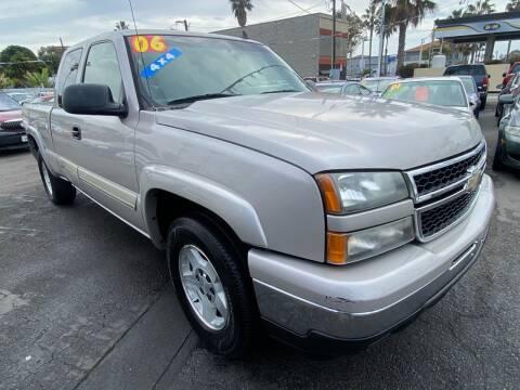 2006 Chevrolet Silverado 1500 for sale at North County Auto in Oceanside CA