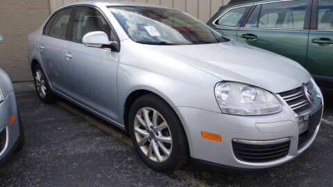 2010 Volkswagen Jetta for sale at ARP in Waukesha WI