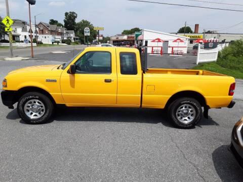 2011 Ford Ranger for sale at Automotive Fleet Sales in Lemoyne PA