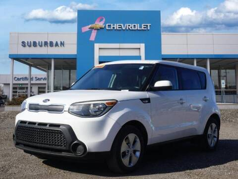 2014 Kia Soul for sale at Suburban Chevrolet of Ann Arbor in Ann Arbor MI
